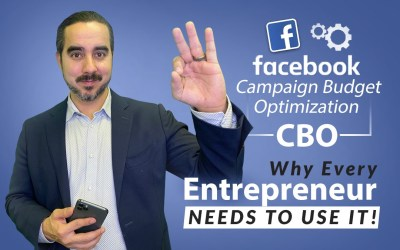Using the Facebook Campaign Budget Optimization (CBO)