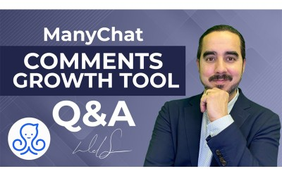 ManyChat Comments Growth Tool Q&A