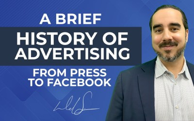 A Brief History of Advertising: From Press to Facebook