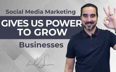 Social Media Marketing Gives Us Power to Grow Businesses