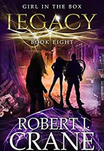 Legacy (The Girl In The Box 8)