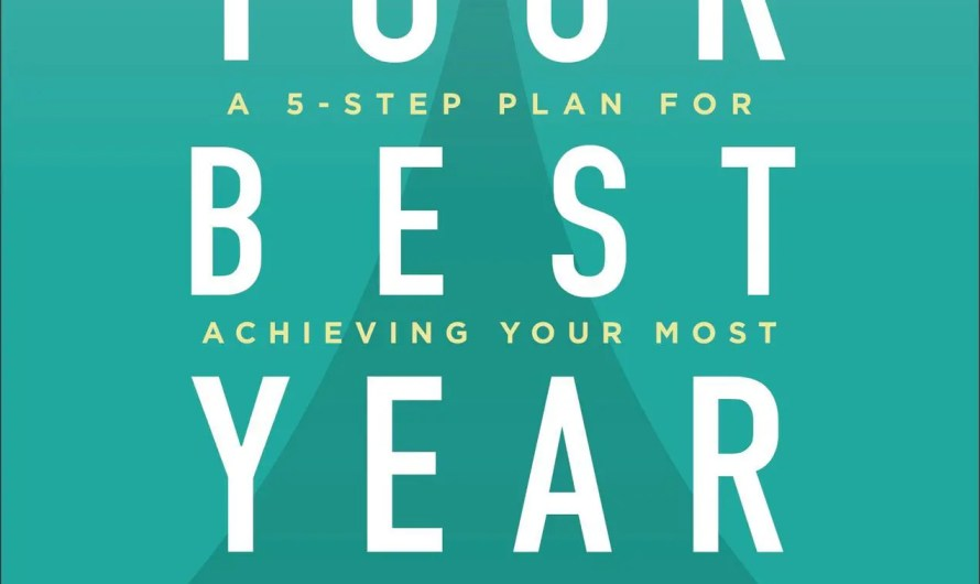 Book: Your best year ever
