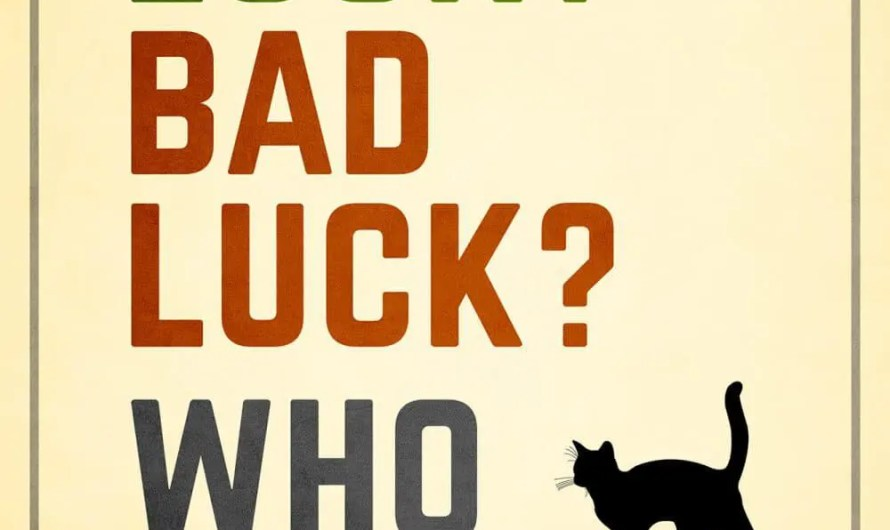 Book: Good Luck? Bad Luck? Who Knows?
