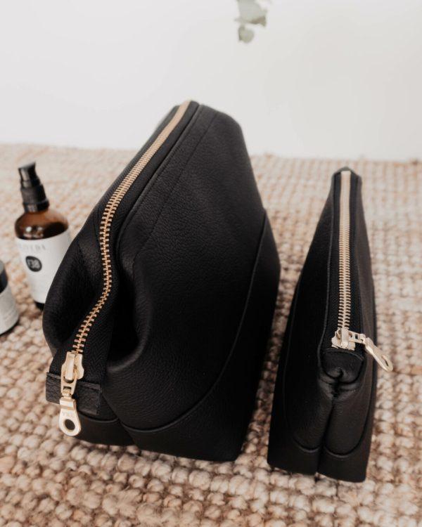 Kosmetiktaschen in klein und groß perfekt für den urlaub
