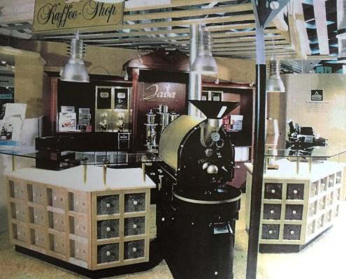 Manufakturen-Blog: Shop-Rösterei (Foto: von Gimborn)