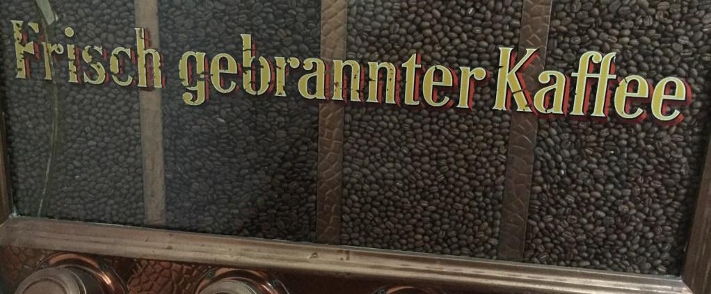 """Manufakturen-Blog: """"Frisch gebrannter Kaffee"""" (Foto: von Gimborn)"""