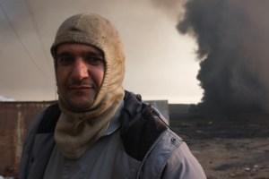 Manufakturen-Blog: Irak. Mossul Offensive. (Foto: Martin Specht)