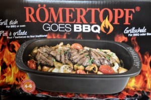 Manufakturen-Blog: Römertopf goes BBQ (Foto: Wigmar Bressel)