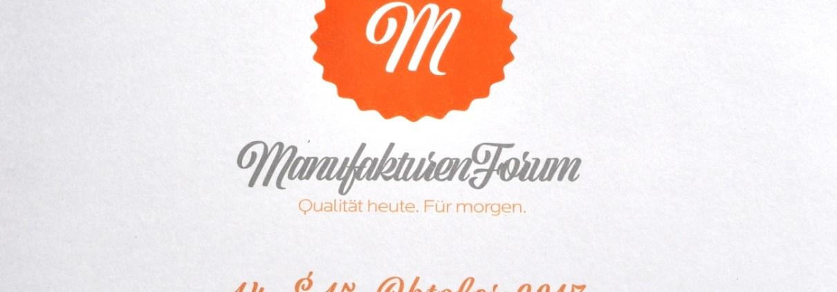 Manufakturen-Blog: Die Bochumer Veranstaltungs-GmbH plant die Messe ManufakturenForum 2017 (Foto: Wigmar Bressel)