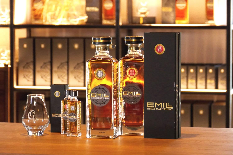 Manufakturen-Blog: EMILL 'Stockwerk' und 'Kraftwerk' sind die beiden Neuen aus dem Hause Scheibel - Schwarzwald-Whiskys (Foto: Scheibel)