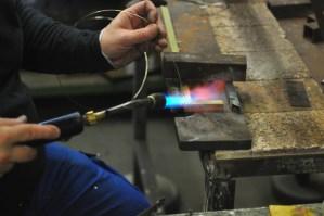 Manufakturen-Blog: Die Leuchtenmanufaktur Gebr. Knapstein in Sundern ist einer der wenigen verbliebenen deutschen Leuchtenhersteller (Foto: Wigmar Bressel)