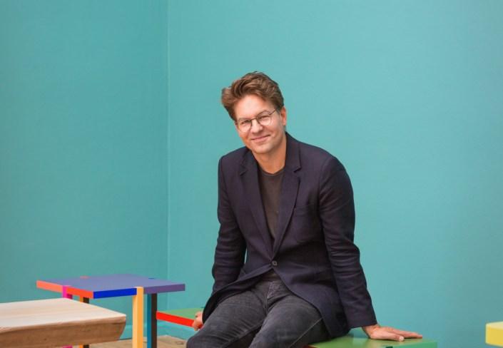 Manufakturen-Blog: Pascal Johanssen vom Direktorenhaus Berlin hat das Buch 'Handmade in Germany - Manufactory 4.0' herausgebracht (Foto: Philipp Haas)