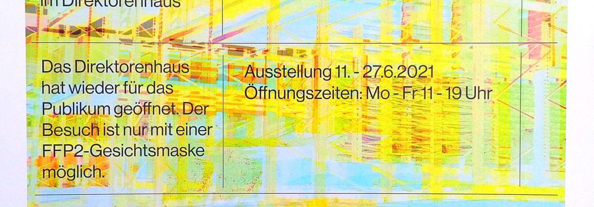 Manufakturen-Blog: Das Manufakturen-Blog-PopArt-Projekt bekommt seine erste Ausstellung - im 'Direktorenhaus - Museum für Kunst, Handwerk, Design' in Berlin vom 11.-27.06.2021 (Repro: Wigmar Bressel)
