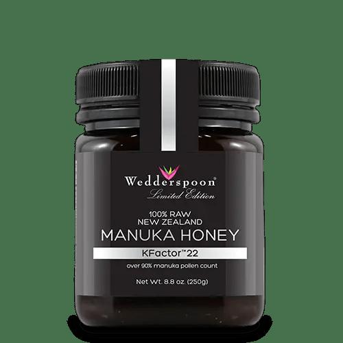 Wedderspoon Manuka Honey KFactor 22