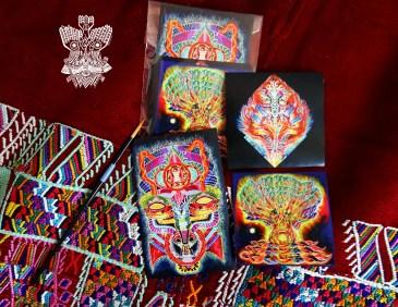 Stickers 4 - Animal Totémico