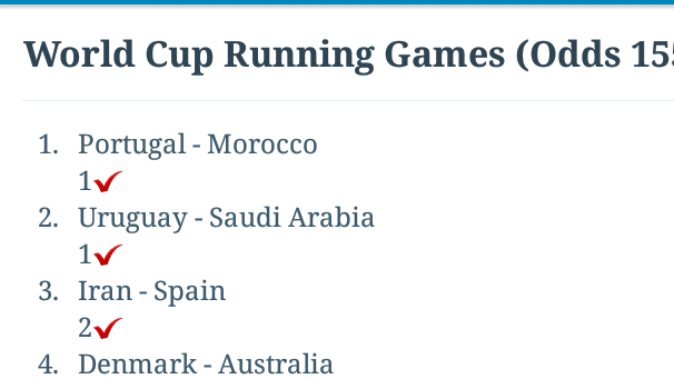 World Cup Running Games