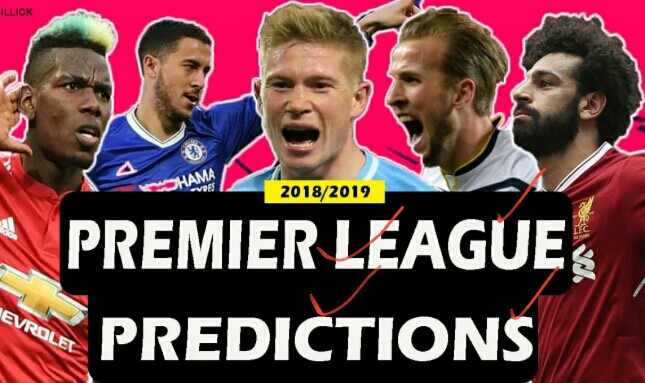 Premier league predictions 28/12/19