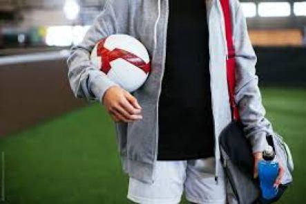 Anonymous female soccer player. by BONNINSTUDIO - Anonymous, Sportswear -  Stocksy United