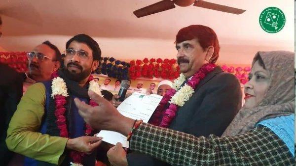 उत्तर प्रदेश में आगामी होने वाले विधान सभा के चुनाव के लिए AIMIM