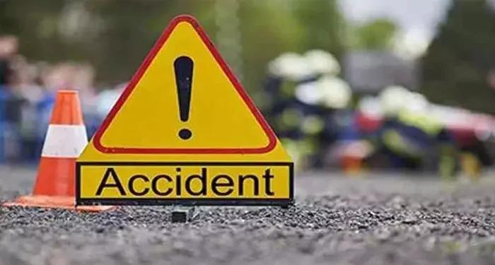 मुरादाबाद: भीषण सड़क हादसे में हुई पांच लोगों की दर्दनांक मौत