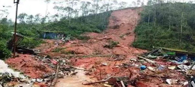 महाराष्ट्र में भू-स्खलन से 36 हुई लोगों की मौत