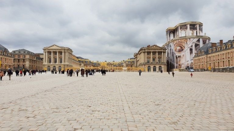 Read more about the article 2019 – You will travel in a land of marvels – Versailles