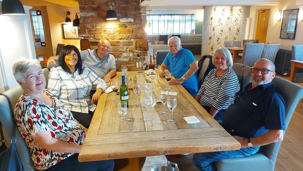 The Wheatsheaf Inn Onneley