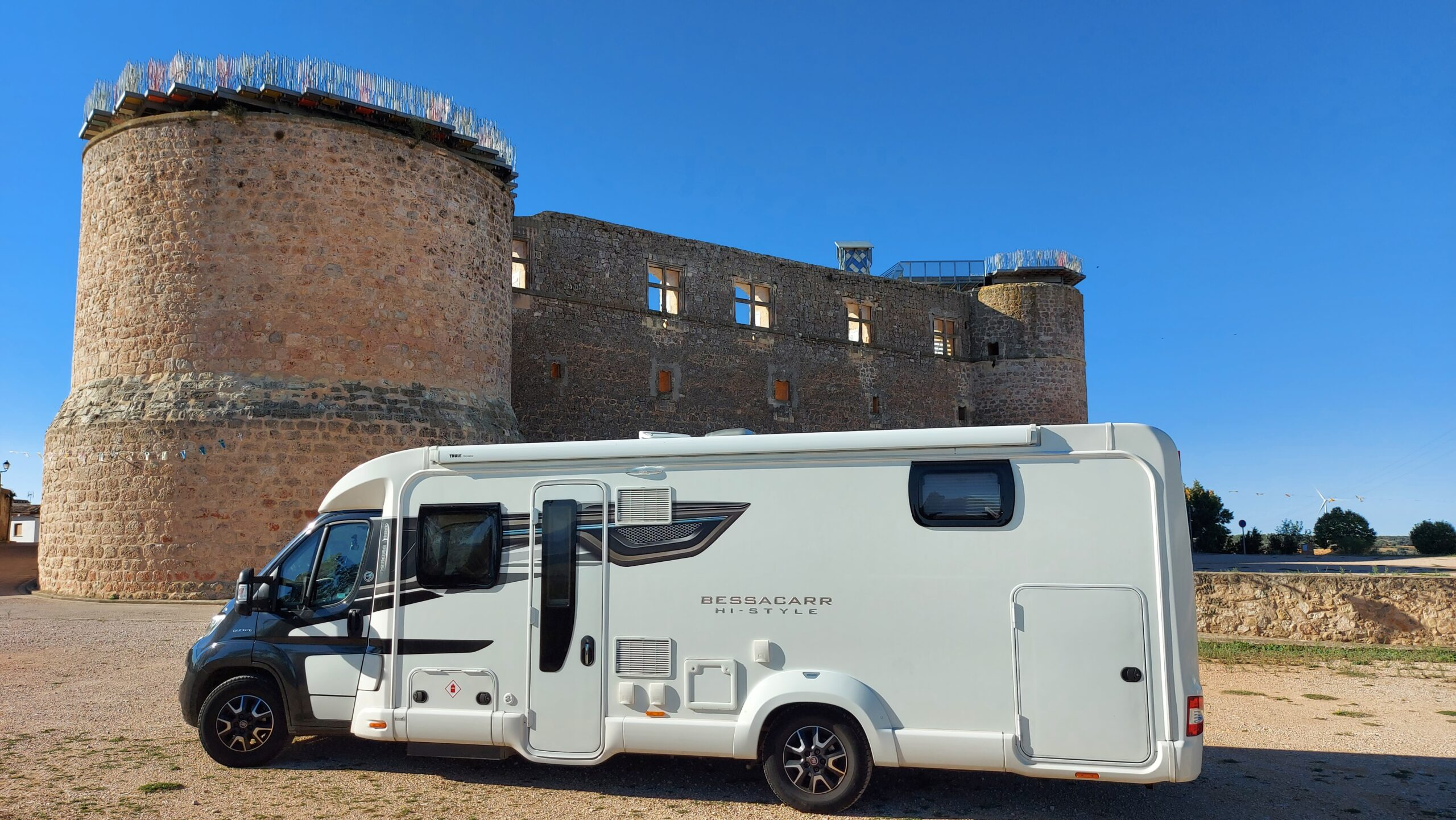 Castillo de Garcimunoz Aire