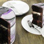 Cherries, Cream and Chocolate… Yup… Black Forest