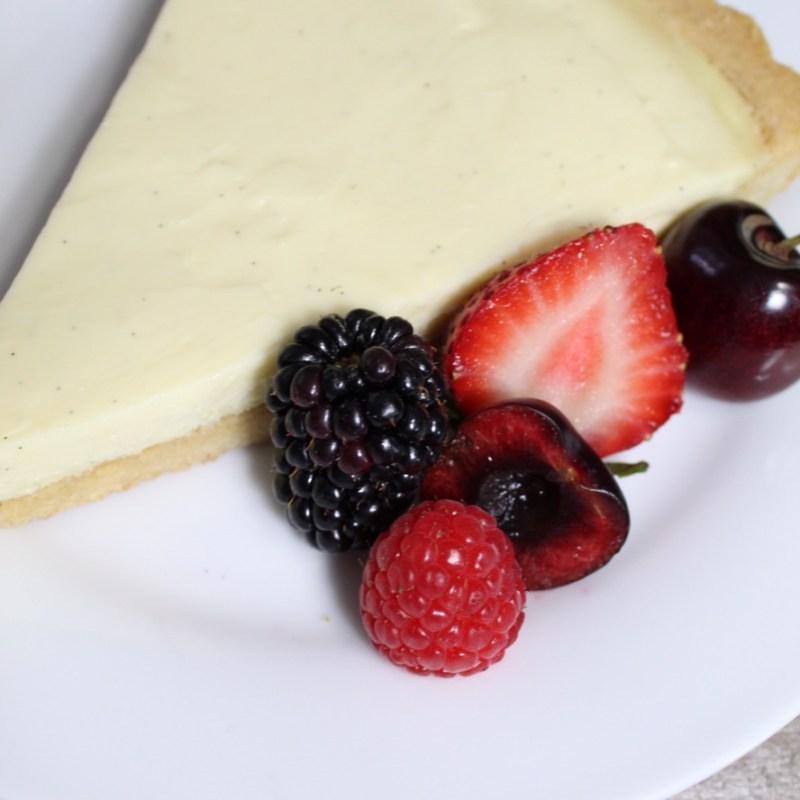 The BEST Pastry Cream – Brown Sugar Cream Cheese