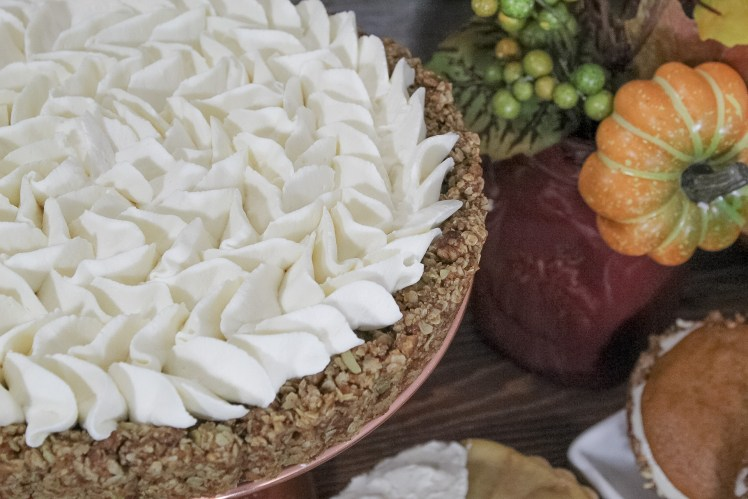 The Modern Pumpkin Pie    Pumpkin Spice Latte Tart