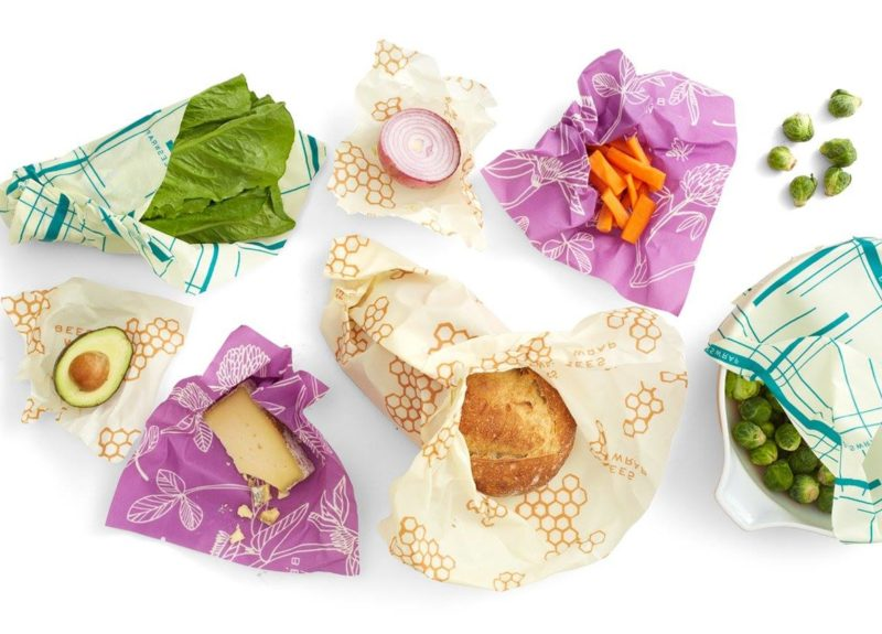 things that will make meal prep easier - bee's wrap