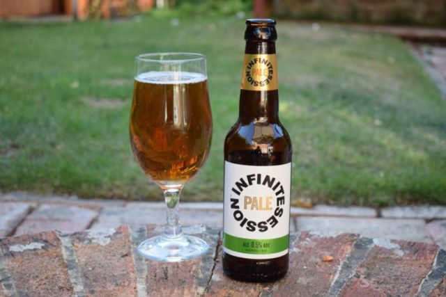 Low-calorie alcohol-free beer
