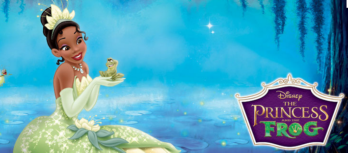 The Princess and the Frog movie still