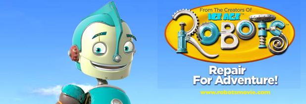 Robots: Repair For Adventure!