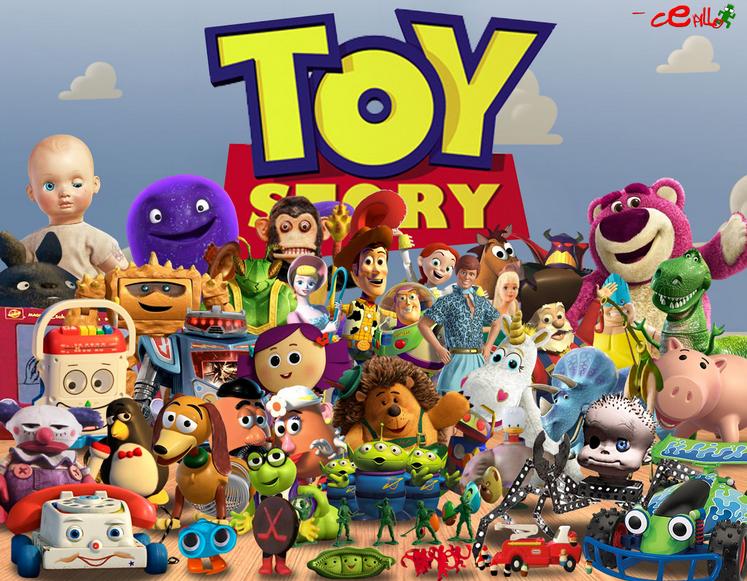 Toy Story movie still