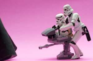 Stormtrooper, pink stormtrooper, star wars, star wars for girls, lego star wars, lego stormtrooper, storm trooper toys, pink star wars