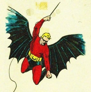 Bob Kane's original Batman - Birman