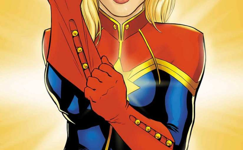 The Guardians have conquered the galaxy – now it's time for a female superhero to do the same