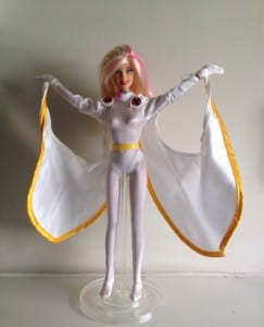 girls and boys toys, x-men barbie