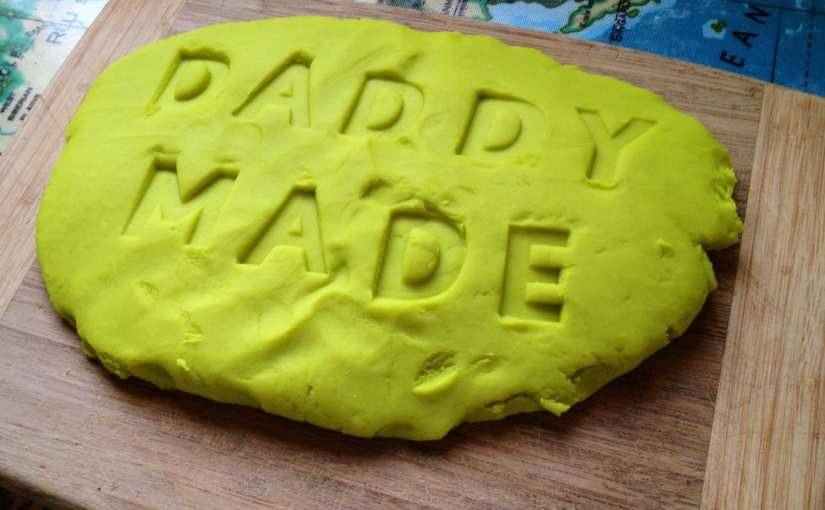 How to Make Playdough (easy recipe)