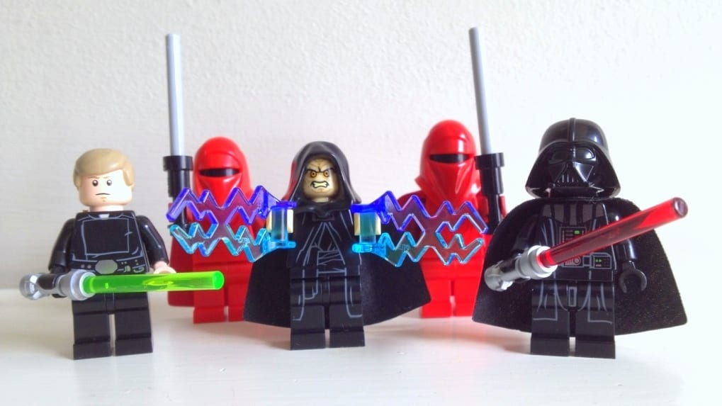 LEGO Star Wars - Death Star Final Duel set review | Man vs. Pink