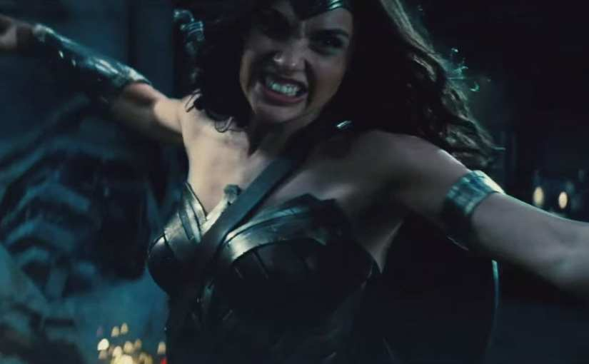 Wonder Woman, Dawn of Justice, Batman V Superman, Gal Gadot. comic-con 2015, female superhero