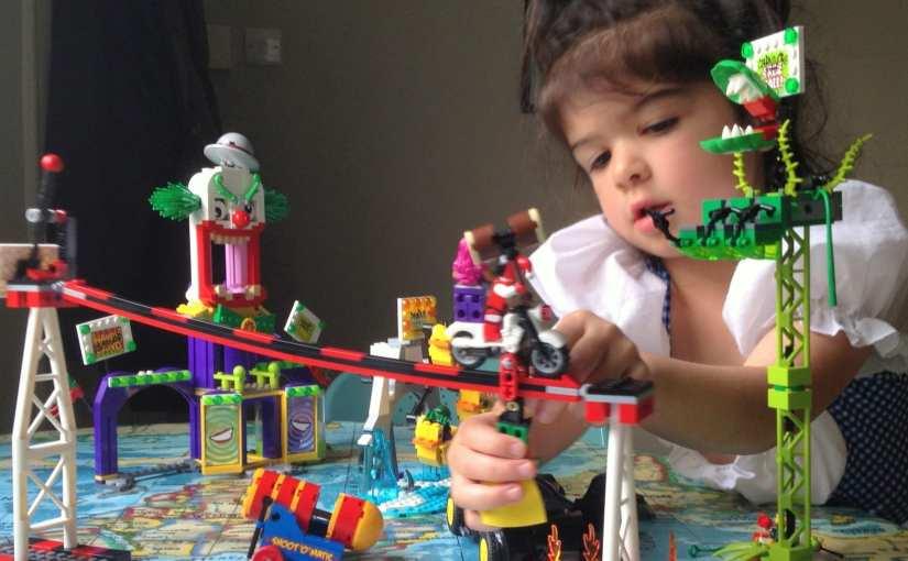 Review: LEGO Batman – Jokerland Set