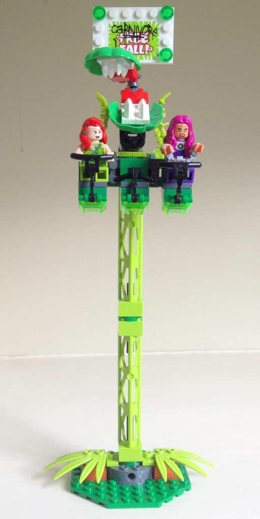 Jokerland LEGO DC Comics Superheroes 76035 Poison Ivy Starfire