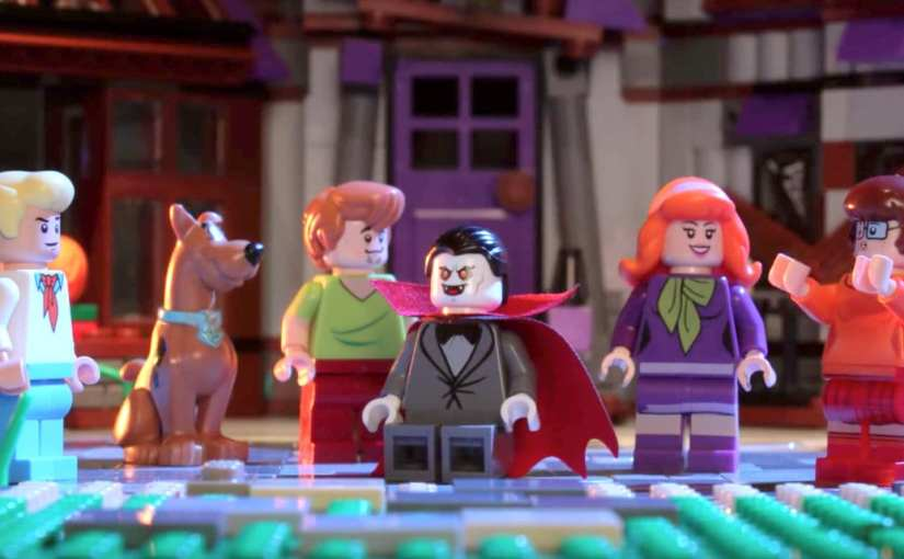 Check Out These Great New LEGO Scooby-Doo Stop Motion Videos (plus Giveaway)
