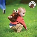 LittleLife-gruffalo-toddler-daysack-stock image