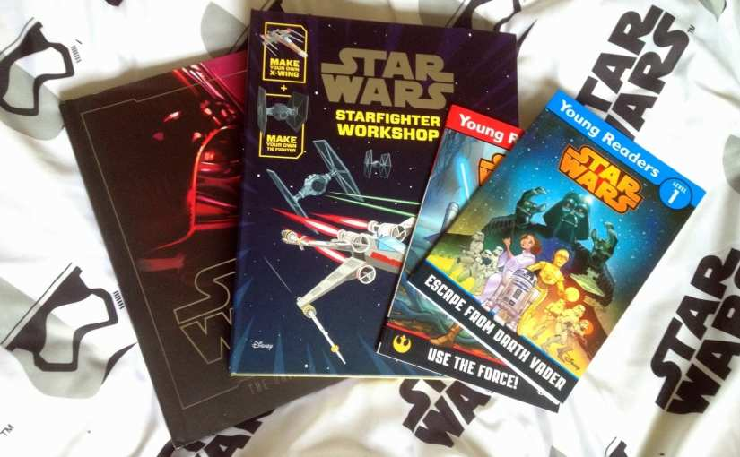 Star Wars books for kids, Star Wars stories for children, kids star wars books