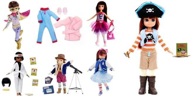Lottie dolls, girls gift guide, gifts for girls age 8, gifts for girls age 5, gifts for girls age 9,