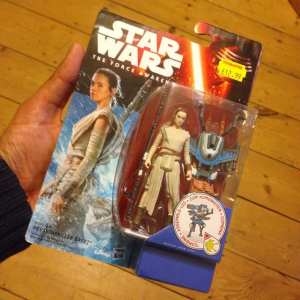 Rey action figure, Star Wars TFA review, new Star Wars film review, new Star Wars film review, Star Wars: The Force Awakens Review